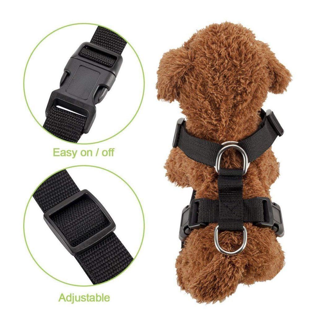 Dog-Harness-Black-3