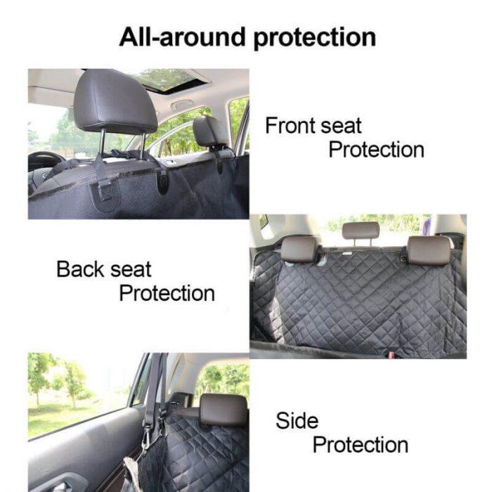 Premium-Waterproof-Dog-Back-Car-Seat-Cover-2