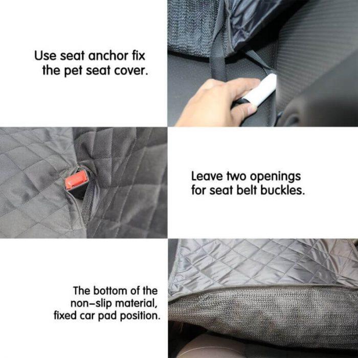 Premium-Waterproof-Dog-Back-Car-Seat-Cover-3