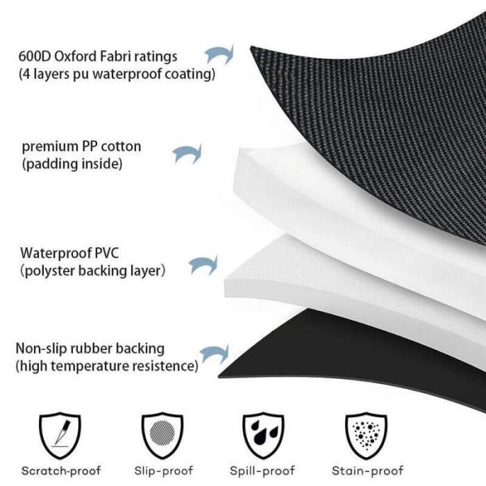 Premium-Waterproof-Dog-Back-Car-Seat-Cover-4