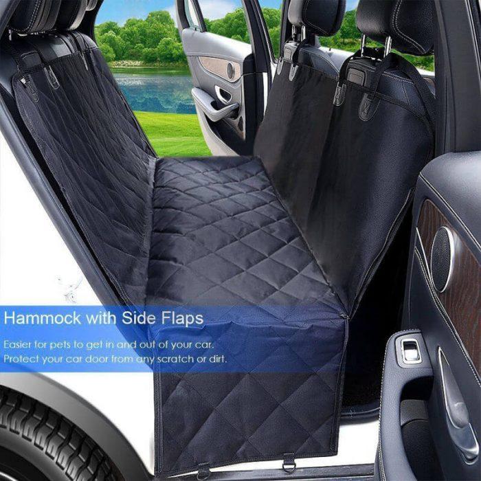 Premium-Waterproof-Dog-Back-Car-Seat-Cover-7