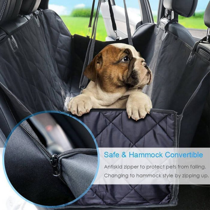 Premium-Waterproof-Dog-Back-Car-Seat-Cover-8